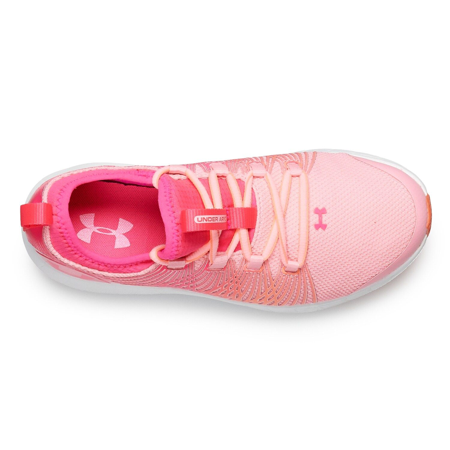 Girls sneakers, Under armour shoes