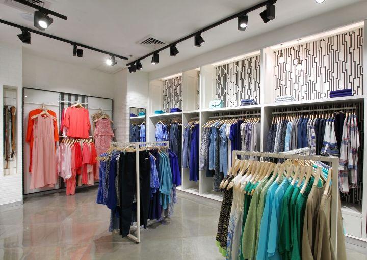 3e942015ea AND store by 4D, Delhi – India » Retail Design Blog Clothing Boutique  Interior,