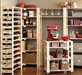 Wooden Bakers Rack Ideas On Foter Pantry Design Pantry