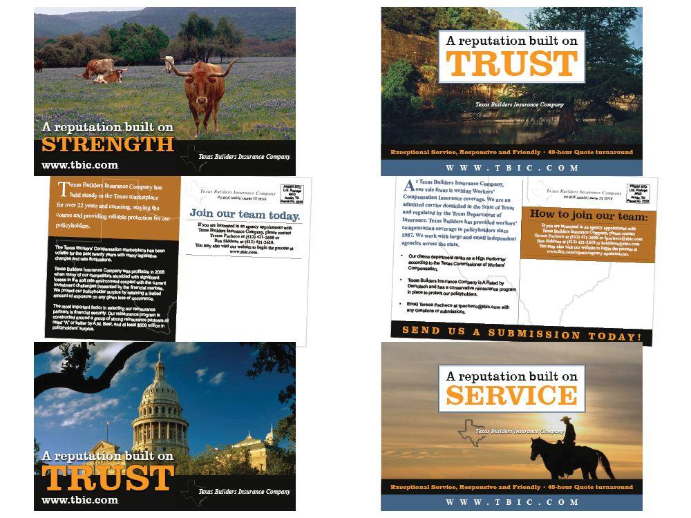 Postcard advertising companies