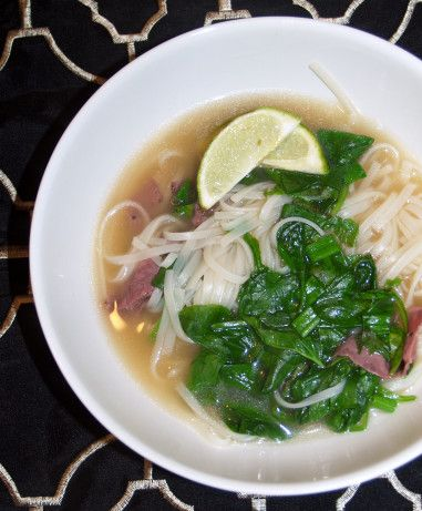 There is nothing more comforting than hot, bold, vietnamese soup. I like mine spicy and a touch sweet. You can customize it in so many ways to make it your own, and it is super quick to make!