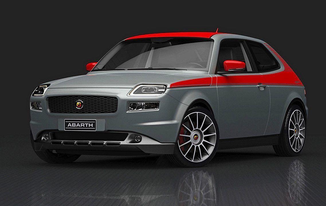 Abarth 127 Concept Una Nuova Storia Di Stile Auto Auto