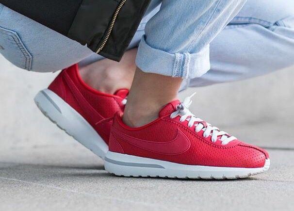 Nike Roshe Cortez  Red  168fd0b18270