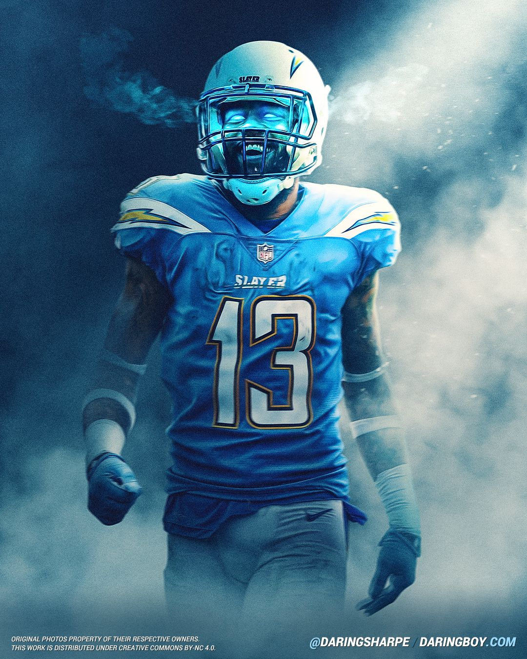 Keenan Allen Los Angeles Chargers With Images Chargers Football Los Angeles Chargers Chargers Nfl