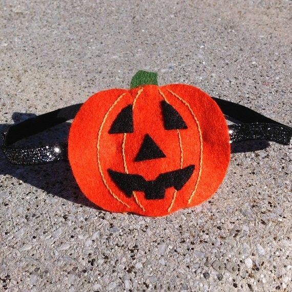 Halloween Headband Halloween Hair Accessories Baby Headbands #halloween #headband www.loveitsomuch.com