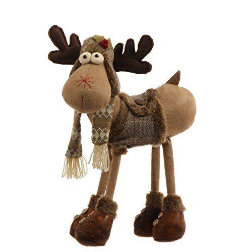 Pin by Tina Anit on Xmas Pinterest Moose and Xmas - moose christmas decorations