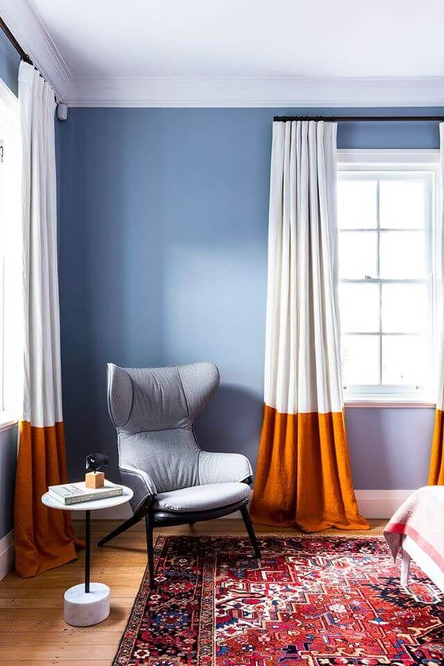 woontrends 2018 colorblocking in je interieur | Ideeën voor het huis ...