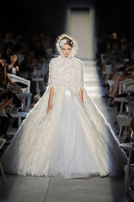 Ces Robes Haute Couture De Conte De Fee Pinterest Haute Couture