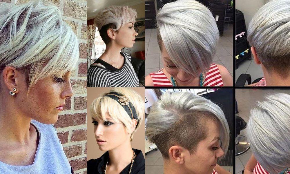 60 foto di capelli corti che vi renderanno ancora più ...