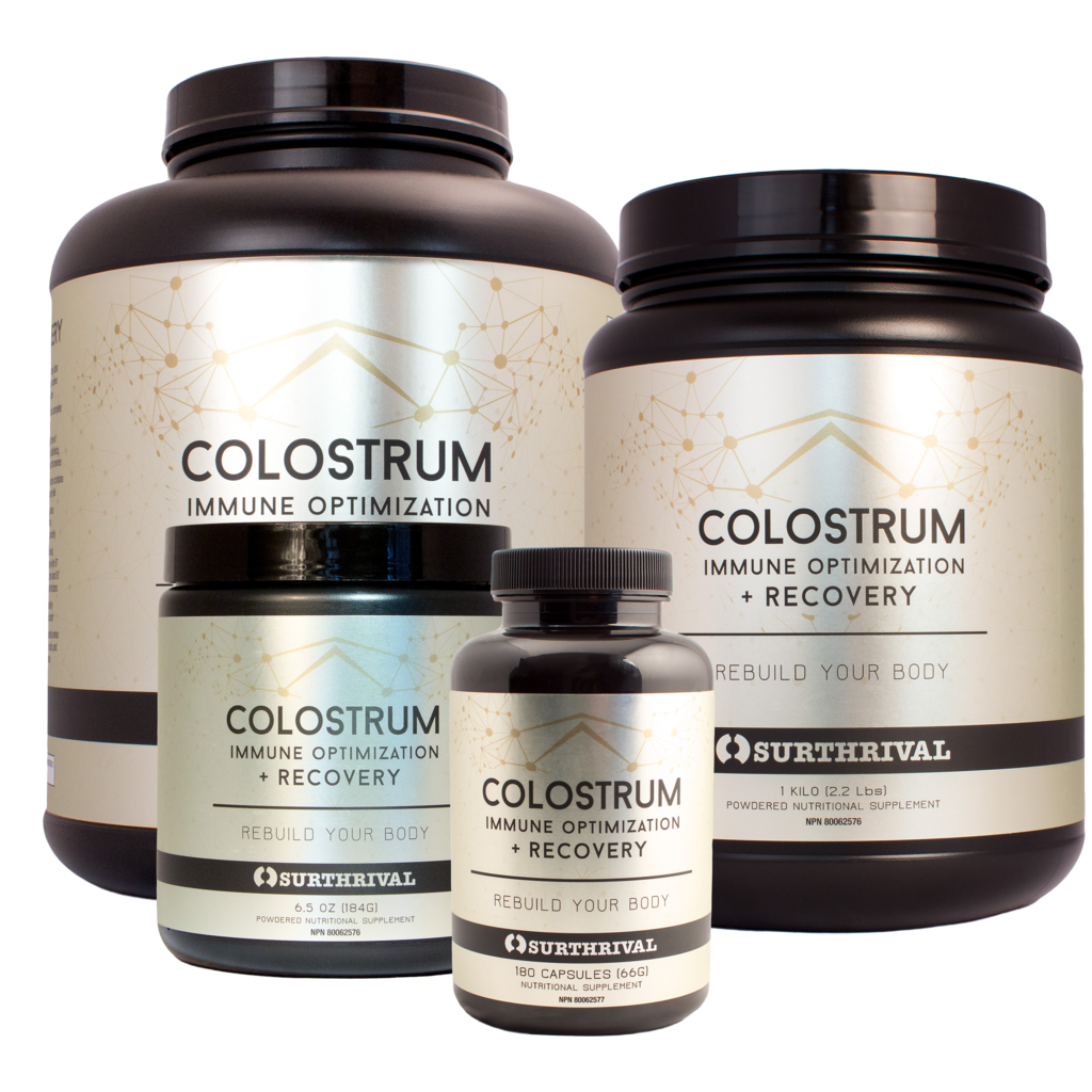 Colostrum Powder Products Health and Fitness Protein