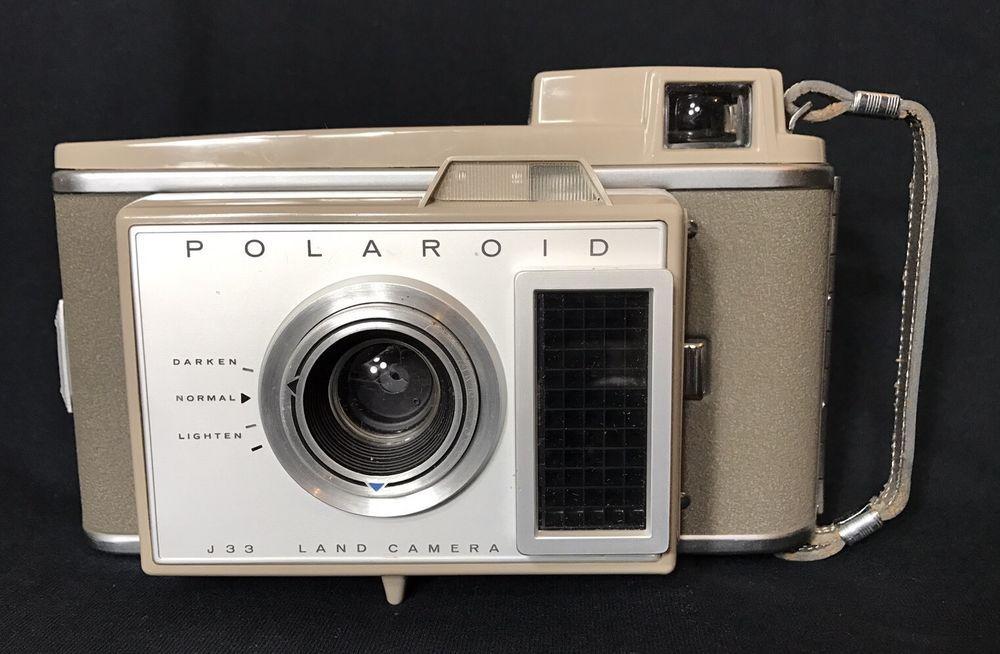 Polaroid J33 Land Camera Box User Manual Photography Vintage Instant Picture Ebay Ebay Stores Nothing But Ebay Stores Vintage Photography Vintage Phot