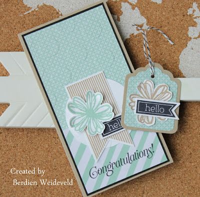 Stampin'Up! Bemmel: Congratulations