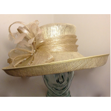 Hat 1647 Champagne Silver for Hire Silver Hats c83d486412b