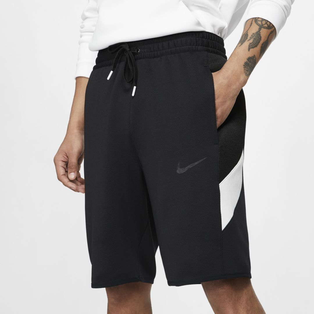 Elastisk Väpnare violinist  Nike Therma Flex Showtime Men's Basketball Shorts (Black ...