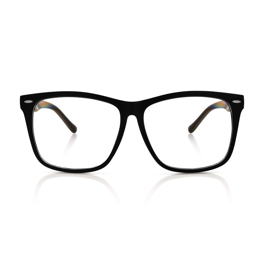 7c1b4b1c6074 5zero1 Fake Glasses Big Frame Nerd Party Men Women Fashion Classic Retro  Eyeg.