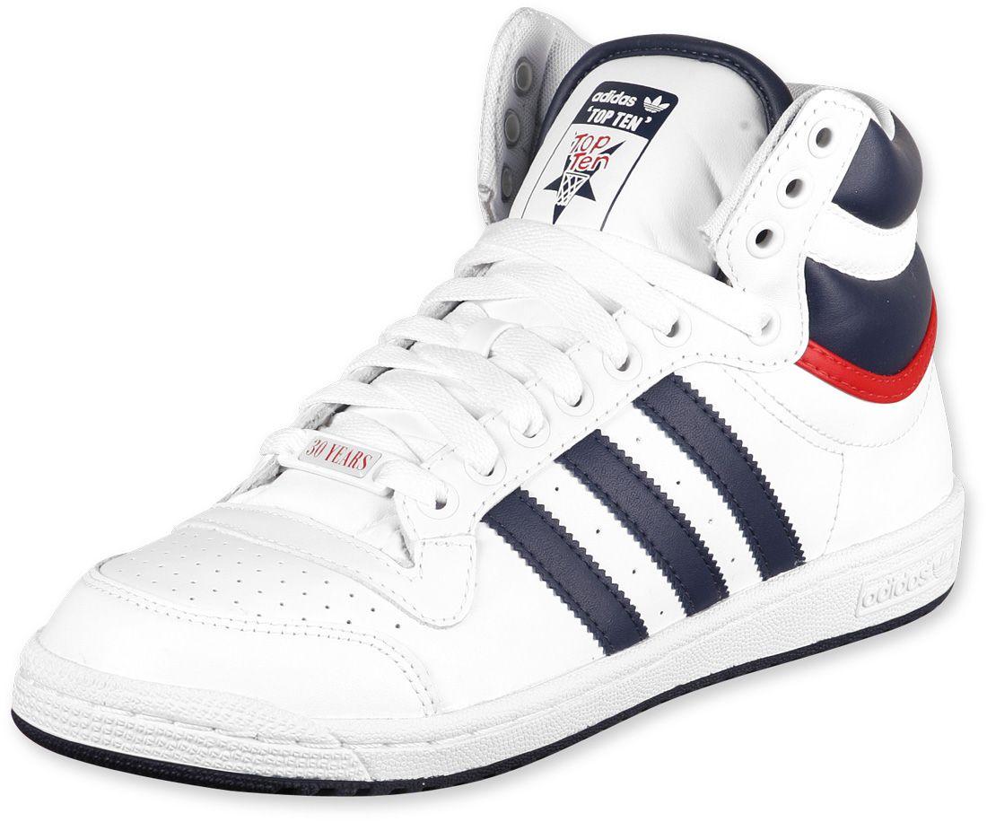 ADIDAS TOP TENS | indietro Home Adidas Top Ten Hi scarpe