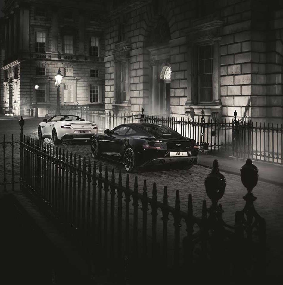 ASTON MARTIN Vanquish Carbon Editions (via Autofluence)