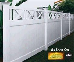 Semi Private Backyard Fence Danielle Company Tampa Fl Vinyl Contractor And Install Pvc Fencing Gates All