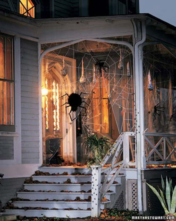 The Most Coolest Halloween Entrance Ideas You Should