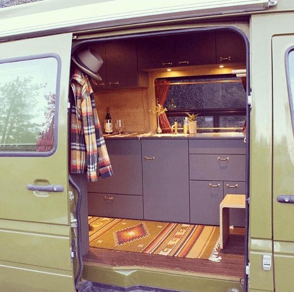 Photo of The 10 Coolest Sprinter Camper Vans on Instagram