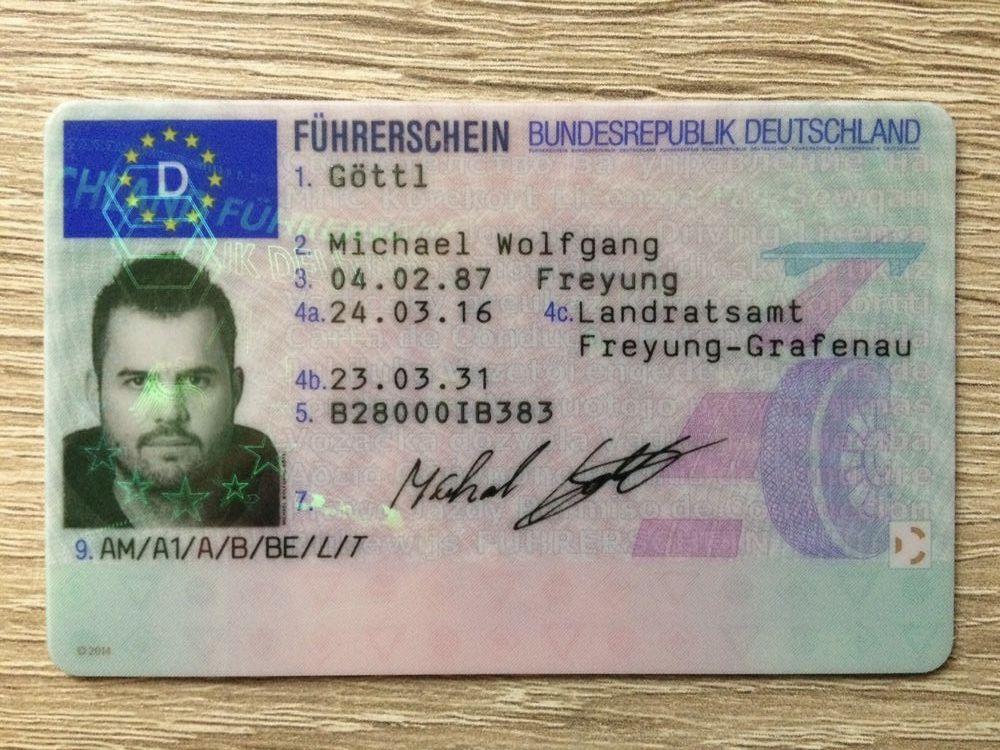 Führerschein Legal Kaufen