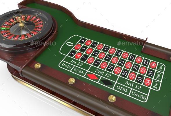 Casino Roulette Wheel 3d Render Roulette Wheel Roulette Casino