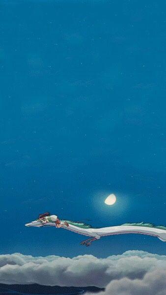 Idea by Syd P on anime Studio ghibli background, Studio