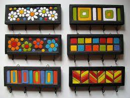 Image result for quadros feitos com pastilhas adesivas