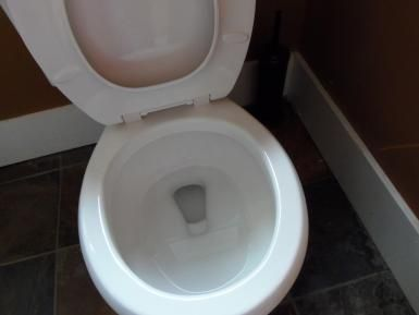 How To Unclog A Toilet Without A Plunger Diy Home