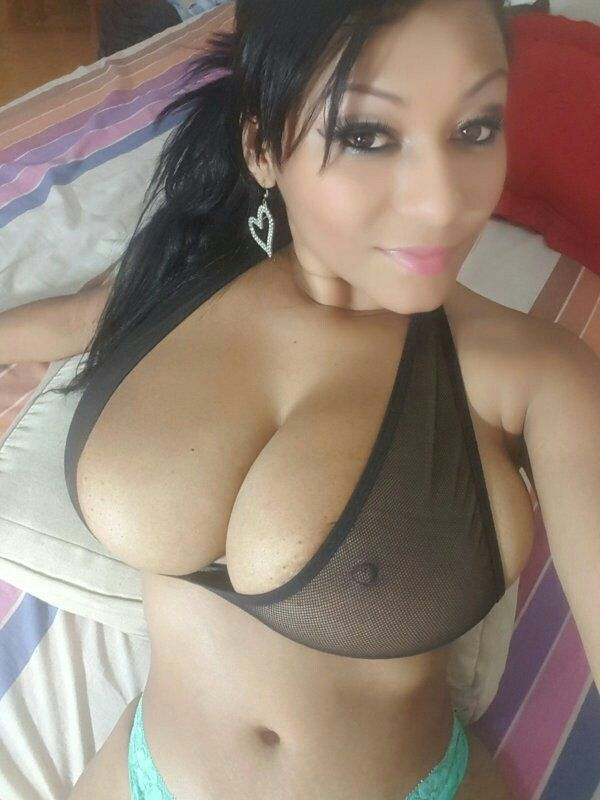 Busty latin moms