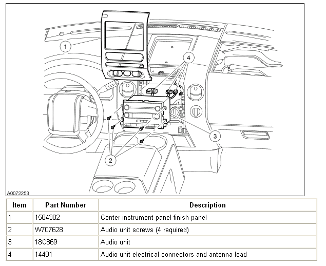 2011 F350 Wiring Diagram Dash - Catalogue of Schemas  F Instrument Cluster Wiring Schematic on