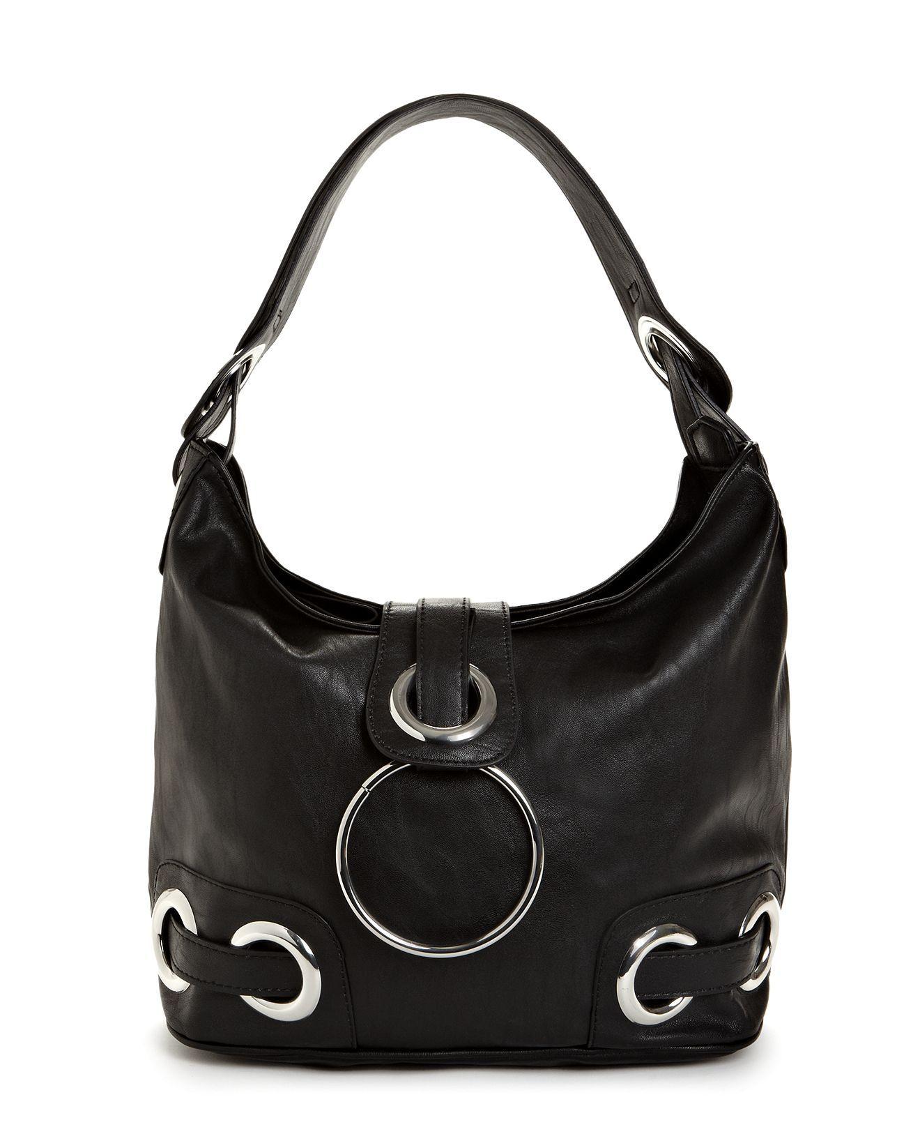 Buddha Jessie Ring Bucket Bag All Handbags Accessories Macy S