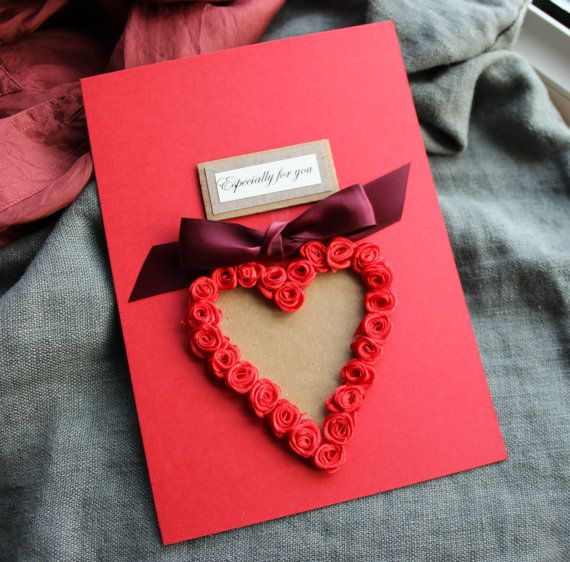 This Lovely Romantic Card Can Be Personalised For Any Occasion With Wording You Require Birthday Congratulations Thank Etc 1 ON THE