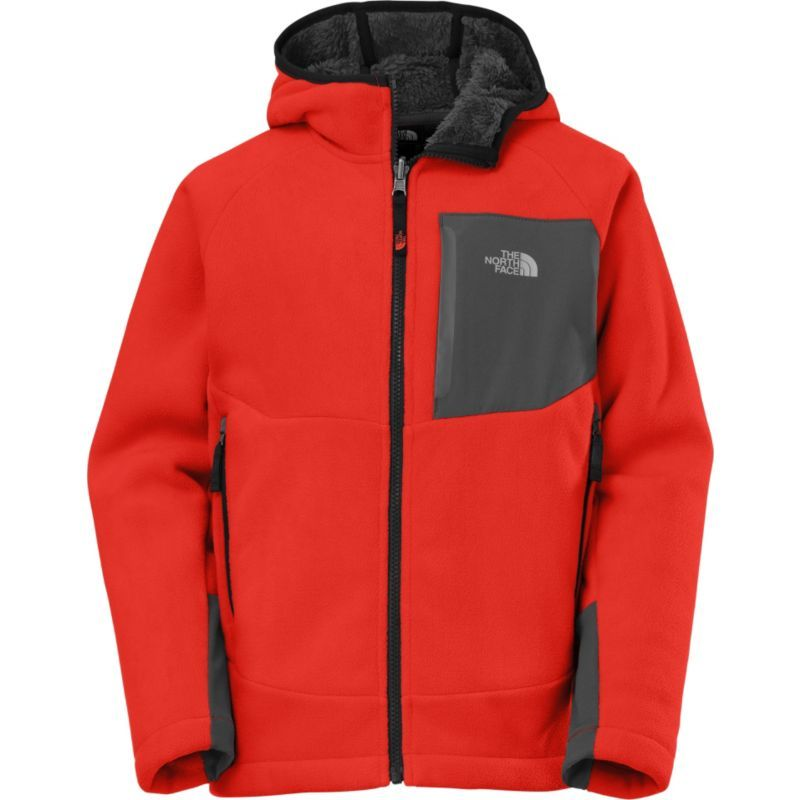 15de4c3b1d78 The North Face Boys  Chimborazo Fleece Hoodie Jacket - Past Season ...