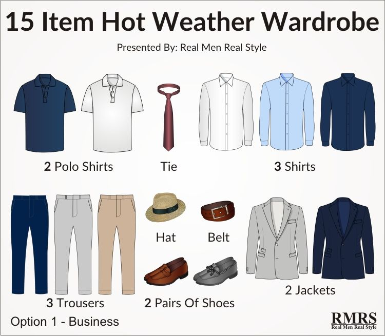 15 Items That Make a Complete Summer Wardrobe   How to Dress