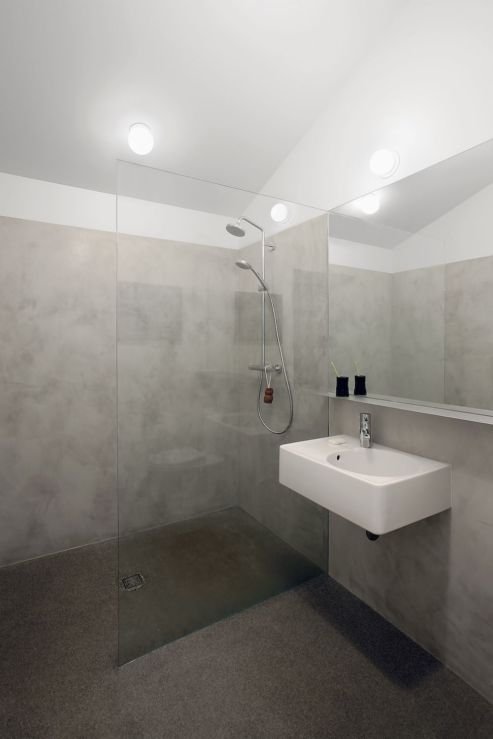 BeforeAfter A Stable To Work Studio Conversion In Kirkland - Studio shed with bathroom for bathroom decor ideas