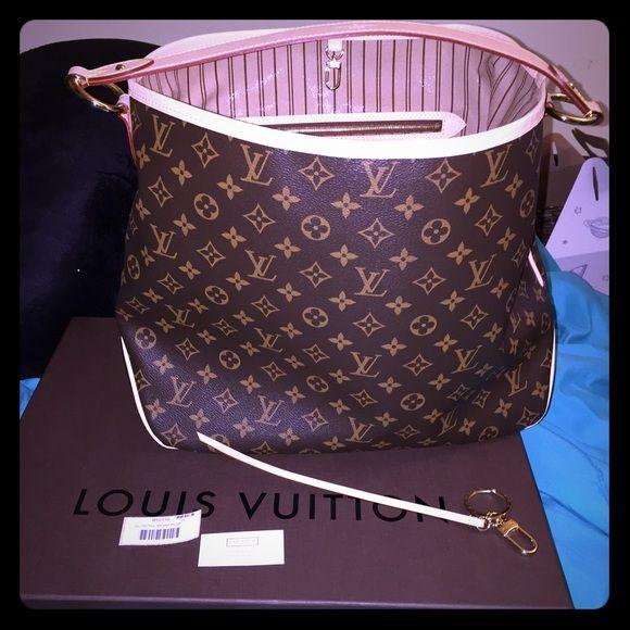 fa6b8e3539f5 Louis Vuitton delightful mm New model! Not for sale