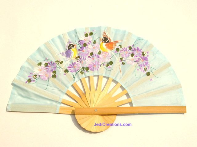 hand fans | ... -306-10-wholesale-rayon-folding-hand-fans-wedding ...