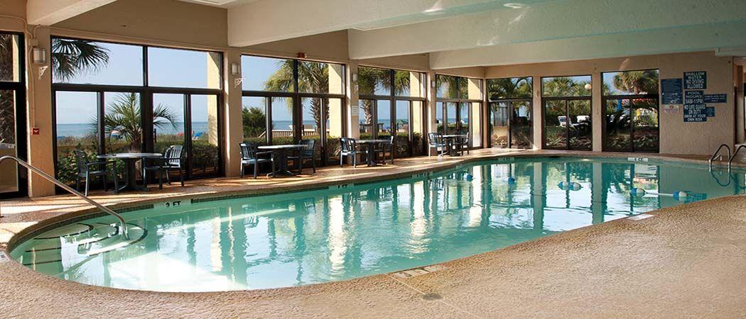 Compass Cove Resort Indoor Pool Myrtle Beach, SC
