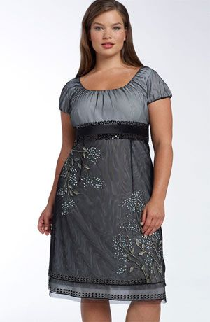Full Figure Dresses