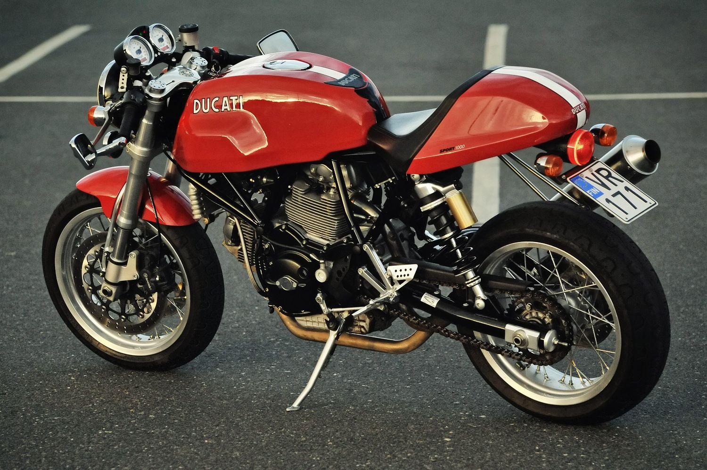 Ducati Sport Classic Ducati Cafe Racer Ducati Sport Classic