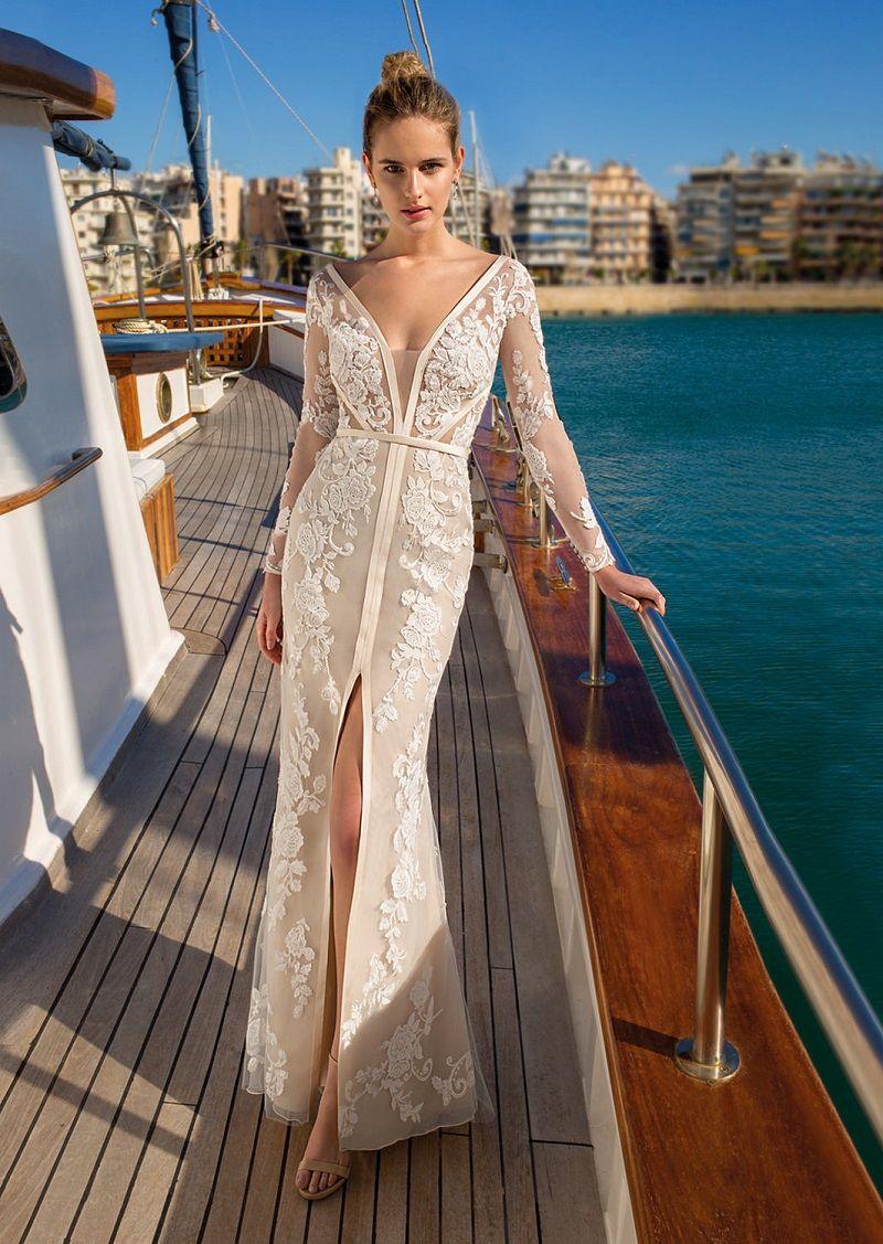 "Demetrios Bridal ""Destination Romance"" Wedding Dresses"