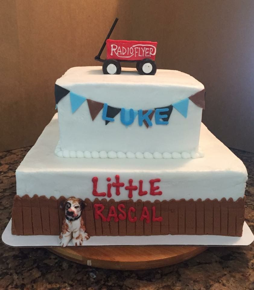 Little Rascal Cake My Cakes Pinterest Cake