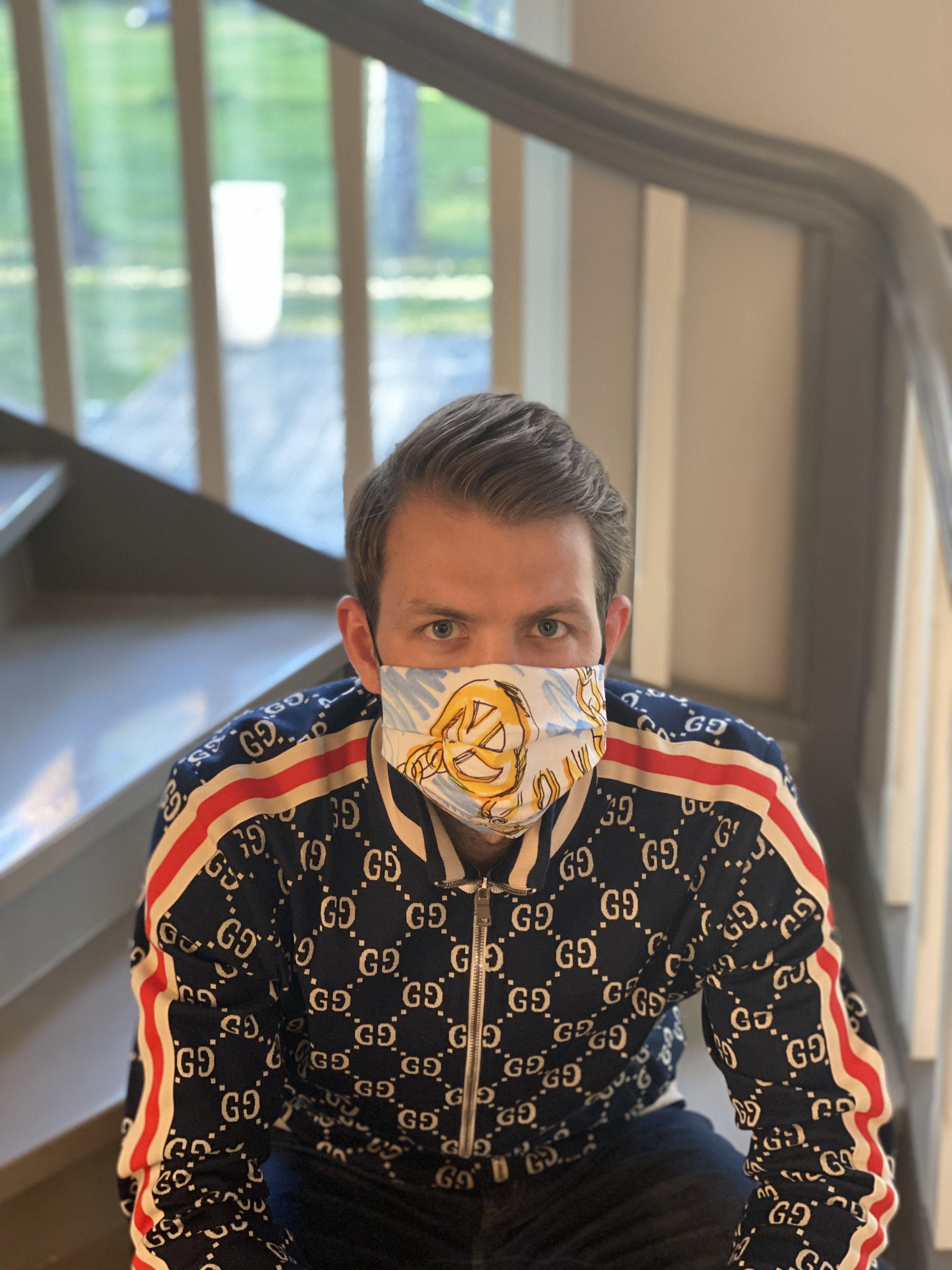 Pin on Designer Face Masks