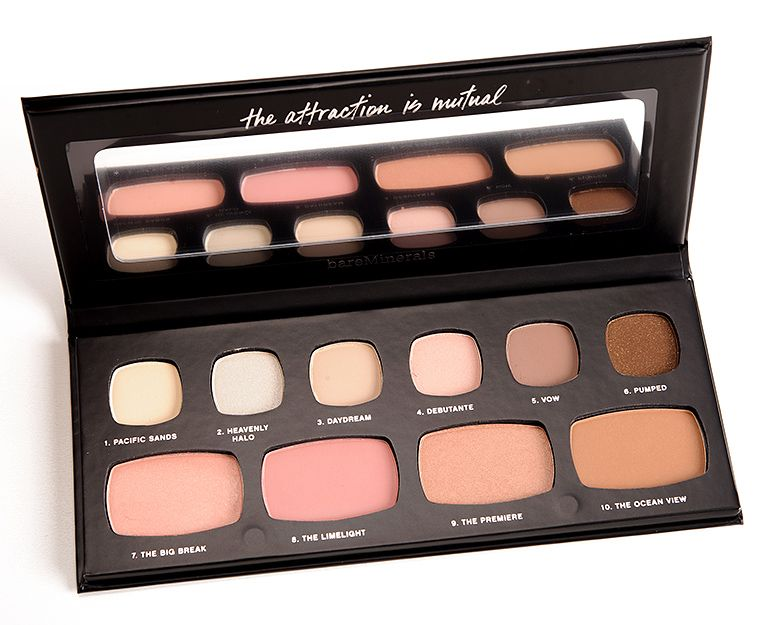 Bare Minerals - The Neutral Attraction Palette