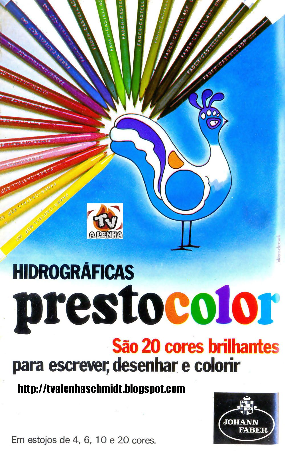 PRESTOCOLOR CANETAS HIDROGRÁFICAS