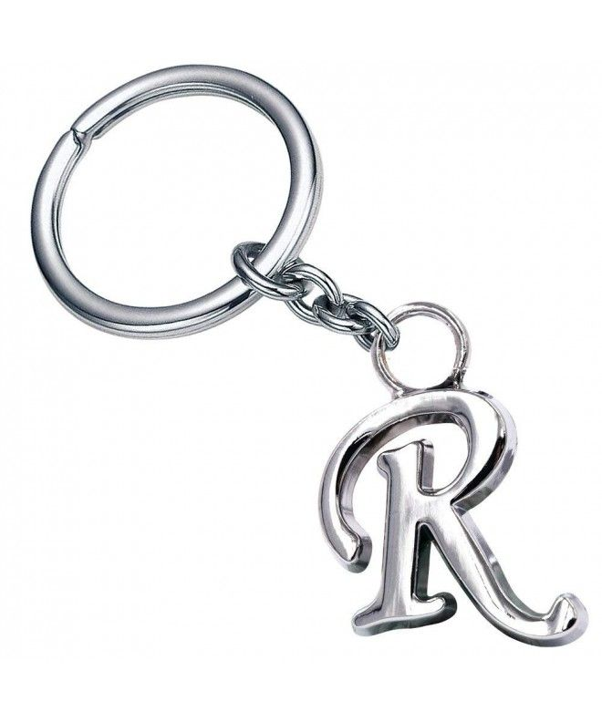 Stylish Letter R Simple Alphabet Key Ring Creative Packaging Design Box  Z-338 - CS12BBNDQOD 96778bdd12