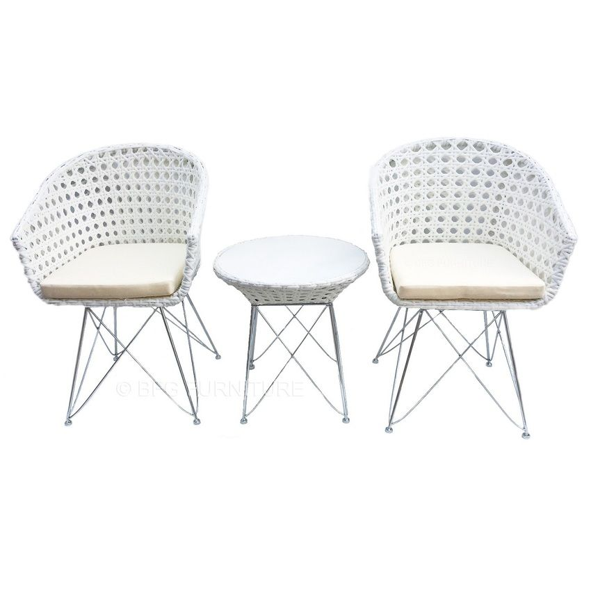 Bfg Furniture Jubilee White Patio Set Patio Furniture For Sale Affordable Outdoor Furniture Furniture