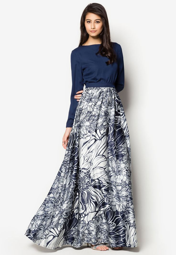 Dress maxi online