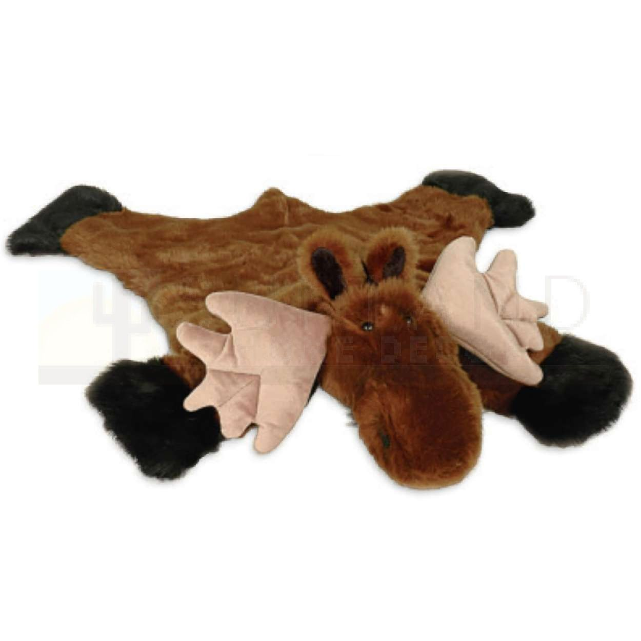 Sunland Home Decor Sunland Home Decor Lmr101 Plush Animal Rug 68in Moose